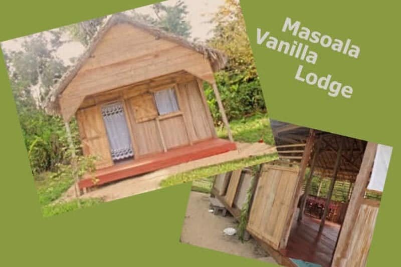 Masoala Vanilla Lodge à Maroantsetra - Madagascar