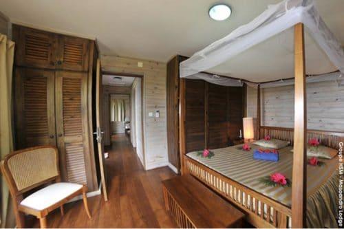 Masoandro Lodge à Sainte-Marie - Madagascar