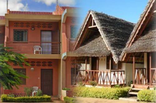 Mimi hôtel à Sambava - Madagascar