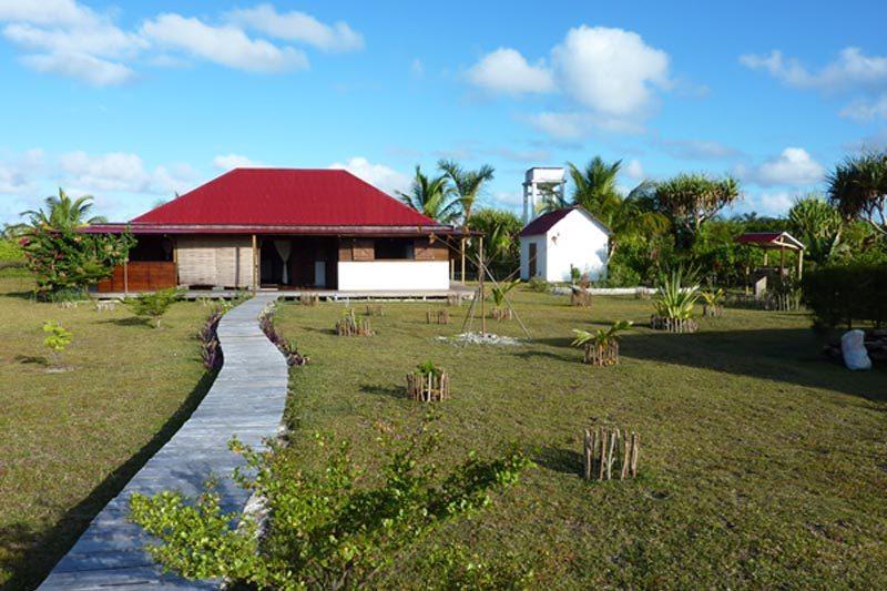 Mora Lodge w Sainte-Marie - Madagaskar