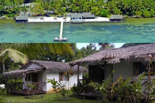 Hotel Mora Mora Village w mieście Sainte-Marie - Madagaskar