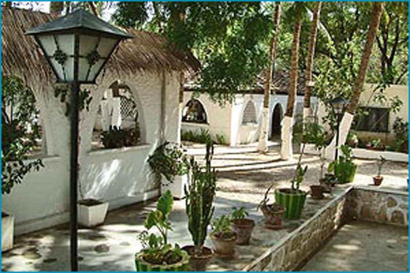 Motel Capricorn w Tulear - Madagaskar