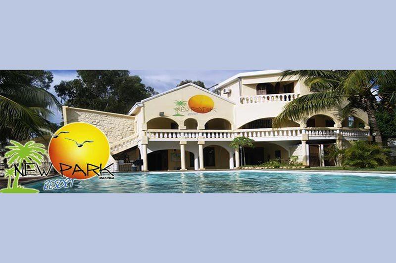 New Parck resort à Mahajunga - Madagascar