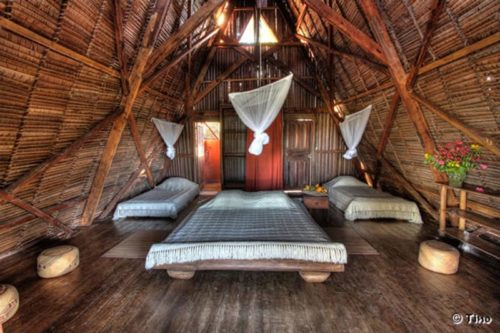 Nosy Be Lodge w Nosy Be - Madagaskar