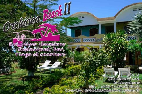Orchidea Beach II Hotel