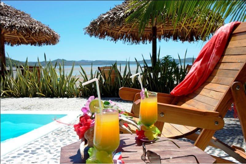 Paradisa kely à Nosy Be - Madagascar