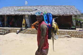peche babaomby island lodge diego suarez