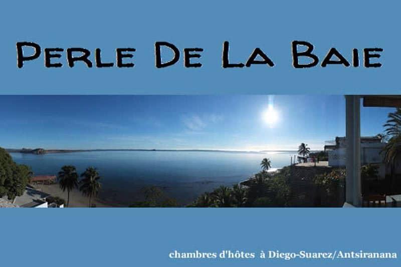 Hotel perle de la baie à Diego-suarez - Madagascar