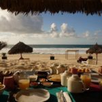 petit dejeuner riake resort villa sainte marie