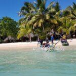pirogue sambatra beach lodge sainte marie
