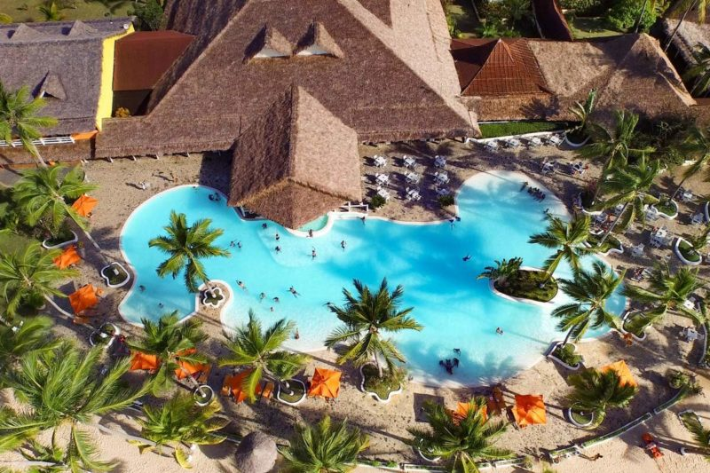 piscine andilana beach resort nosy be