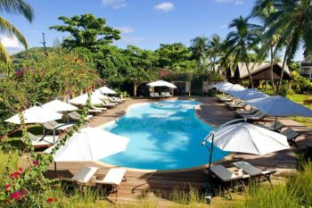 piscine exterieur royal beach hotel et spa