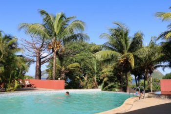 piscine hotel de la baie antsiranana diego suarez