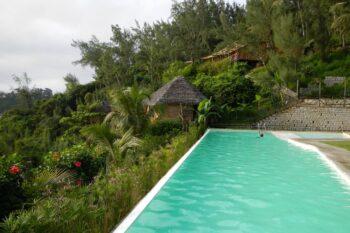 piscine longueur talinjoo hotel tolanaro fort dauphin