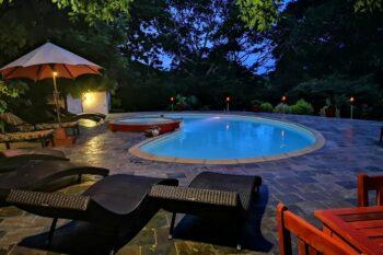 piscine nuit hotel lakana ramena antsiranana diego