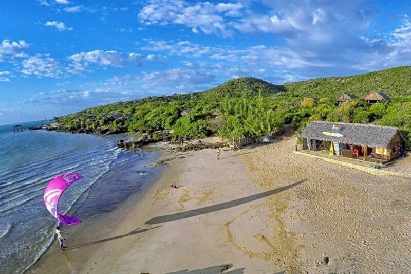 plage centre de formation babaomby island lodge diego suarez