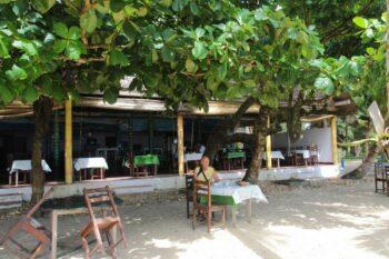 plage restaurant au gentil pecheur foulpointe tamatave