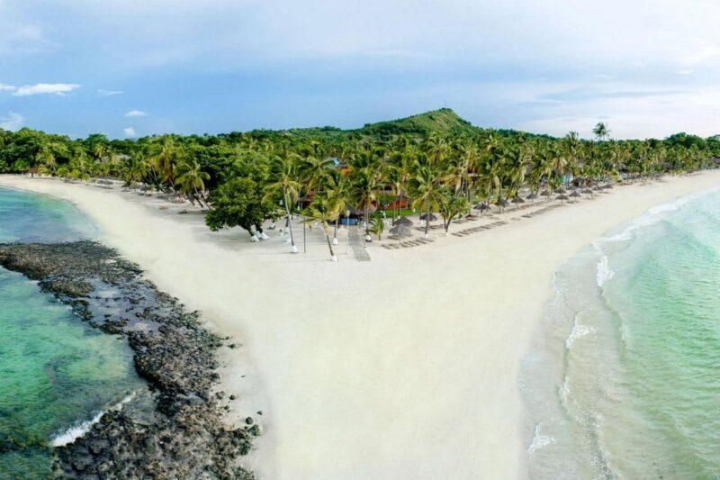 plage vue ciel andilana beach resort nosy be