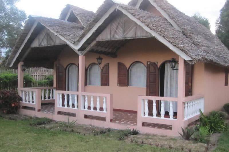 Hôtel plaisance bungalow à Foulpointe - Madagascar