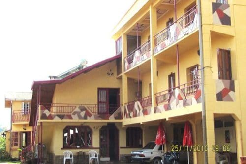 Hotel prima guest house ad Antsirabe - Madagascar