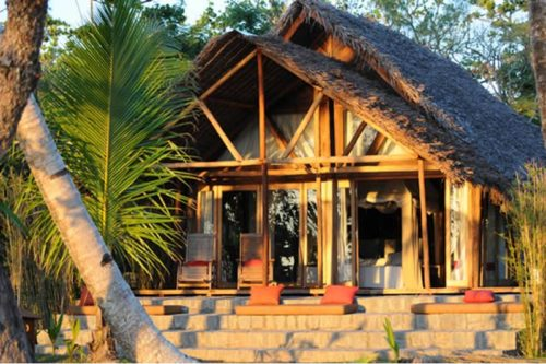 Princess Bora Lodge in Sainte-Marie - Madagascar