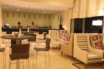 reception azura golf resort spa foulpointe tamatave