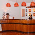 reception hotel la croix du sud tolanaro fort dauphin