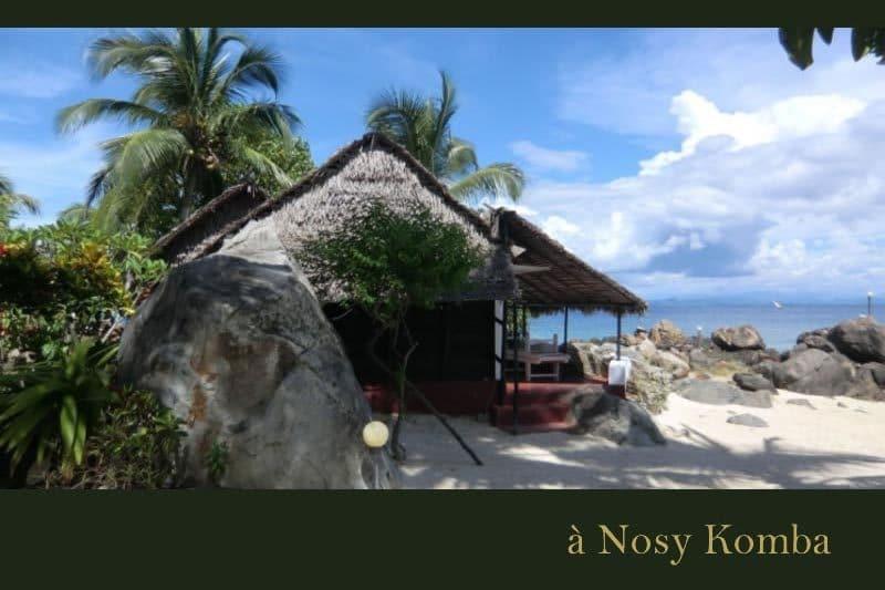 Remo i błogosławiony w Nosy Komba - Madagaskar