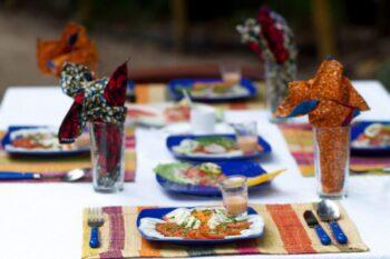 repas acacias bungalows manambato pangalanes