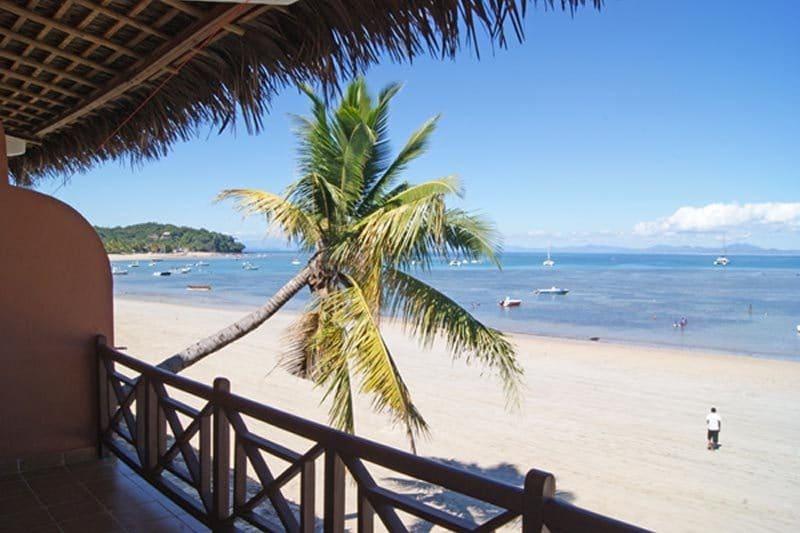 R2sidence con sabbia bianca a Nosy Be - Madagascar