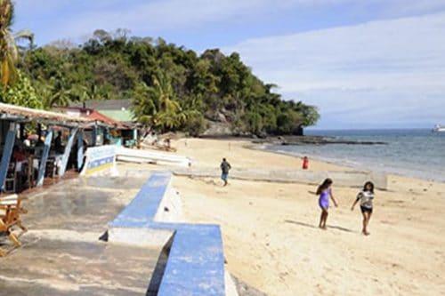 Ambatoloaka Residence w Nosy Be - Madagaskar