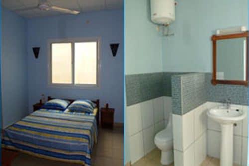 Rezydencja Kathyly w Diego-Suarez - Madagaskar