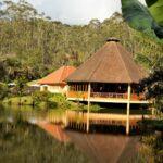 restaurant lac vakona forest lodge andasibe