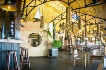 restaurant princesse bora lodge spa sainte marie
