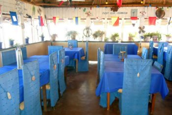 restaurant residence eden ecolodge saint augustin tulear