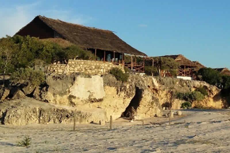 Shangri la lodge à Tuléar - Madagascar