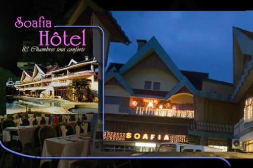 Sofia Hotel in Fianarantsoa - Madagaskar