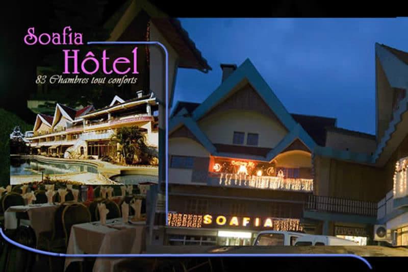 Sofia Hotel à Fianarantsoa - Madagascar