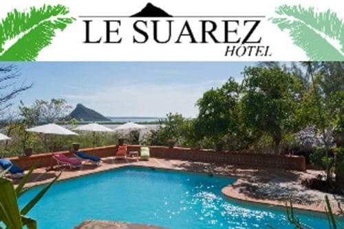 Hotel Suarez w mieście Diego-suarez - Madagaskar