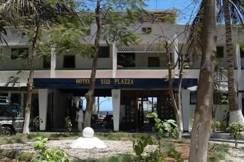 Hotel Sud Plazza w Tulear - Madagaskar