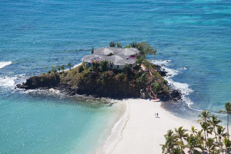 suite plage andilana beach resort nosy be
