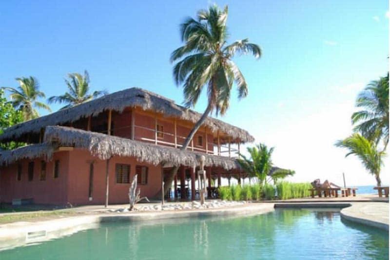 Sunset hotel à Nosy Be - Madagascar