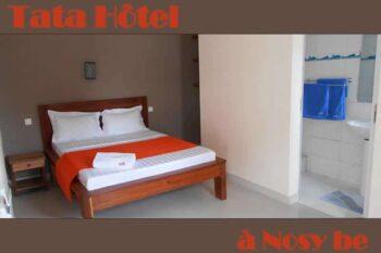 Tana hotel in Nosy Be - Madagascar