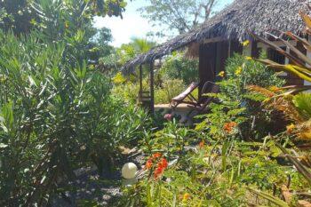 terrase bungalow hotel lakana ramena antsiranana diego