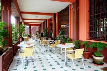 terrasse hotel joffre tamatave