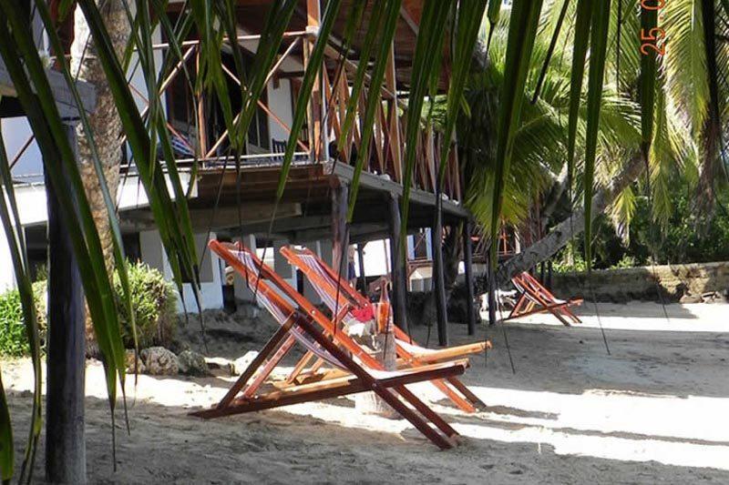 Tongasia Beach à Sainte-Marie - Madagascar