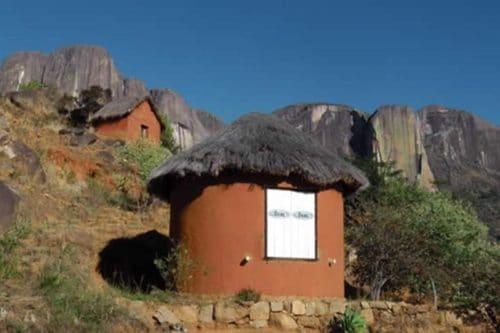 Tsarasoa lodge à Andringitra - Madagascar