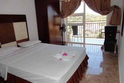 Tsinjo hotel in Nosy Be - Madagascar