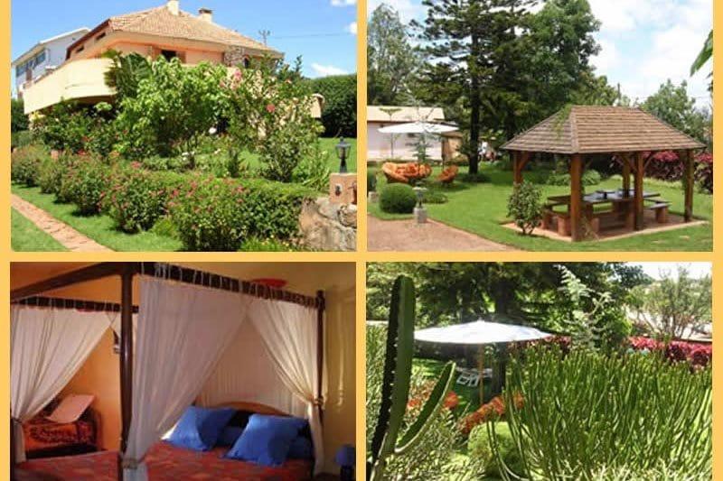 Vanga guest house à Ivato - Antananarivo