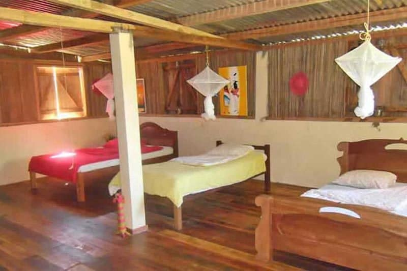 Vanilla Café Ylang village à Sainte-Marie - Madagascar